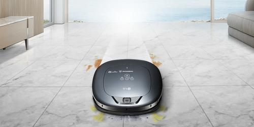 LG 變頻清潔機器人三眼濕拖