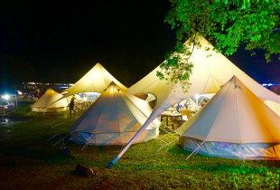 宜蘭夏季夢幻露營-山林渡假探險