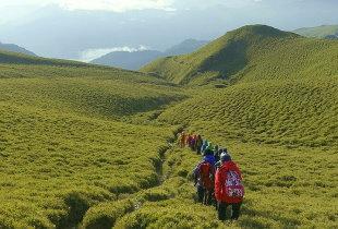 登山秘境精選路線-踏出夢想的第一步!
