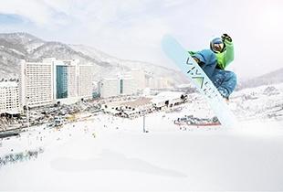 【冬日慶典專區】-『韓國/日本』滑雪玩雪行程