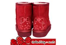 HELLO KITTY X Ann'S聯名鞋優惠