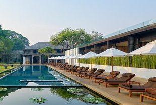 清邁Anantara安納塔拉酒店