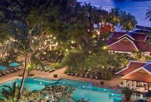 曼谷河畔Anantara安納塔拉酒店