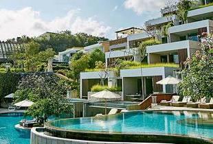 峇里島Anantara安納塔拉酒店