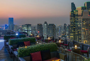 曼谷沙通Anantara安納塔拉酒店