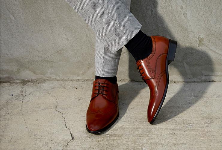Life8 商務皮鞋優惠