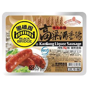 黑橋牌|藥膳高粱酒香腸