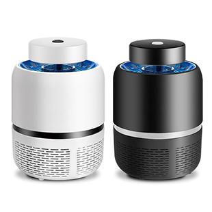 激光媒吸入式LED捕蚊燈