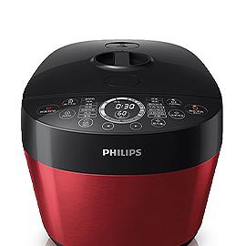 飛利浦PHILIPS雙重溫控智慧萬用鍋