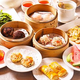 敘香園經典主廚燉湯&港式點心雙人套餐