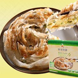 田家千層香蔥拉餅4盒