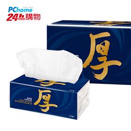 五月花 厚棒抽取式衛生紙(90抽x10包/袋)
