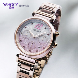 SEIKO 65週年紀念三眼計時碼錶