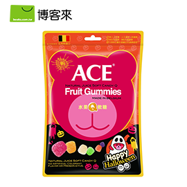 比利時【ACE】水果Q軟糖