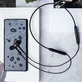 havit/海威特 I31無線運動藍牙耳機跑步雙耳入耳頸掛脖式頭戴微小型適用vivo蘋果iphone男女生高音質降噪oppo