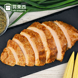 【熊小麥】法式舒肥香辣墨西哥雞胸肉