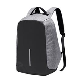USB充電防盜雙肩背包