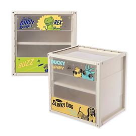 迪士尼系列 玩具總動員 置物箱