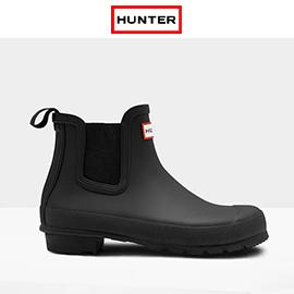 Hunter Chelsea 雨靴