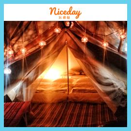 入住森林神殿:秘境露營,南投寶藏傳說